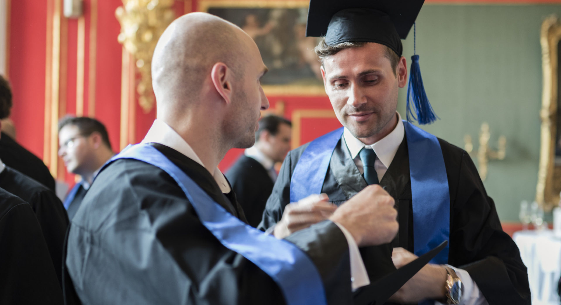 RWTH Business School Graduierende