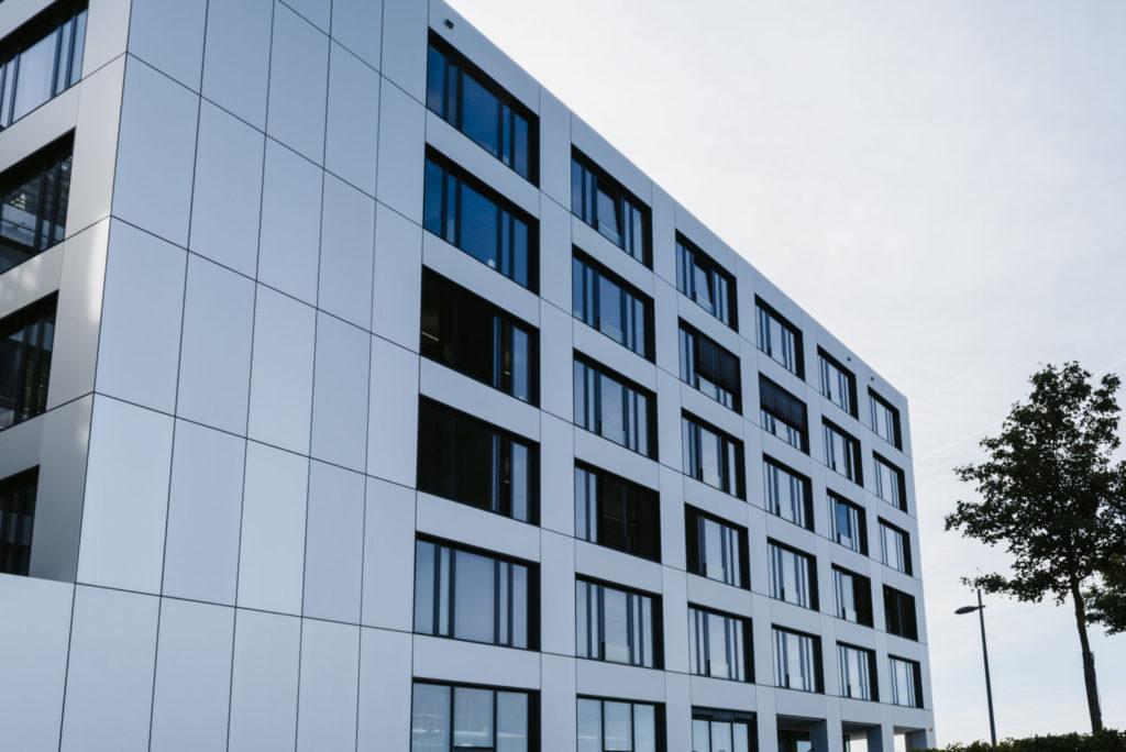 RWTH Business School Gebäude von außen