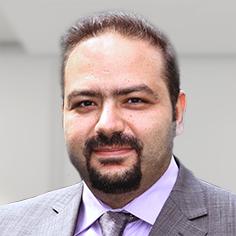 Portrait Prof. Dr. Özgür Gürerk