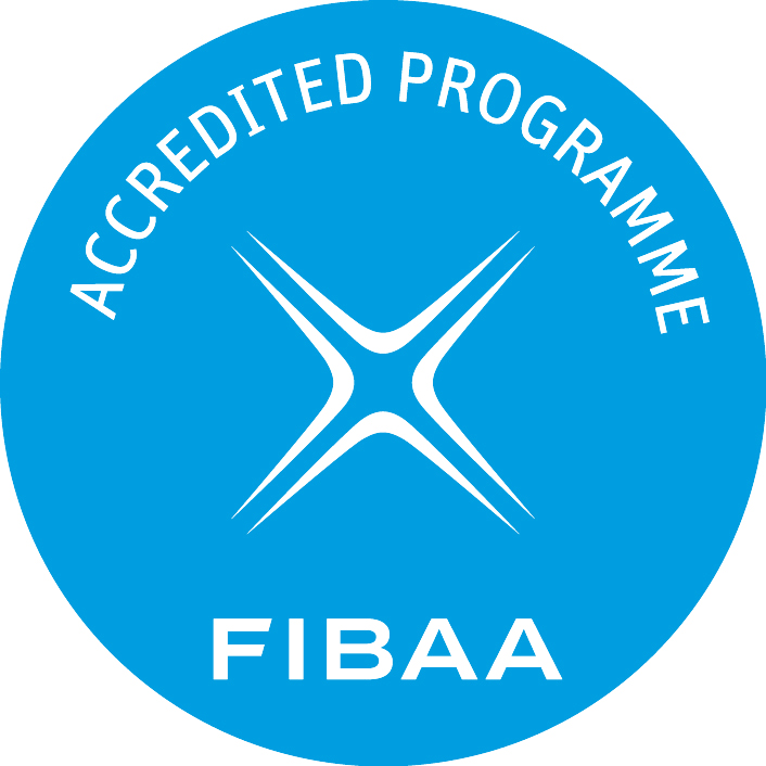 FIBAA Accredited Logo