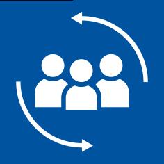 Piktogramm Arbeitskreis