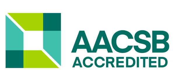 AACSB Accredited -Logo