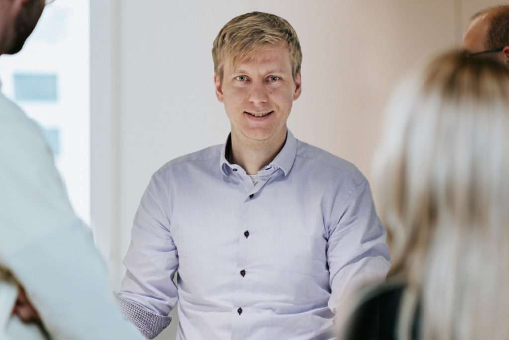 Matthias Dannapfel im Portrait