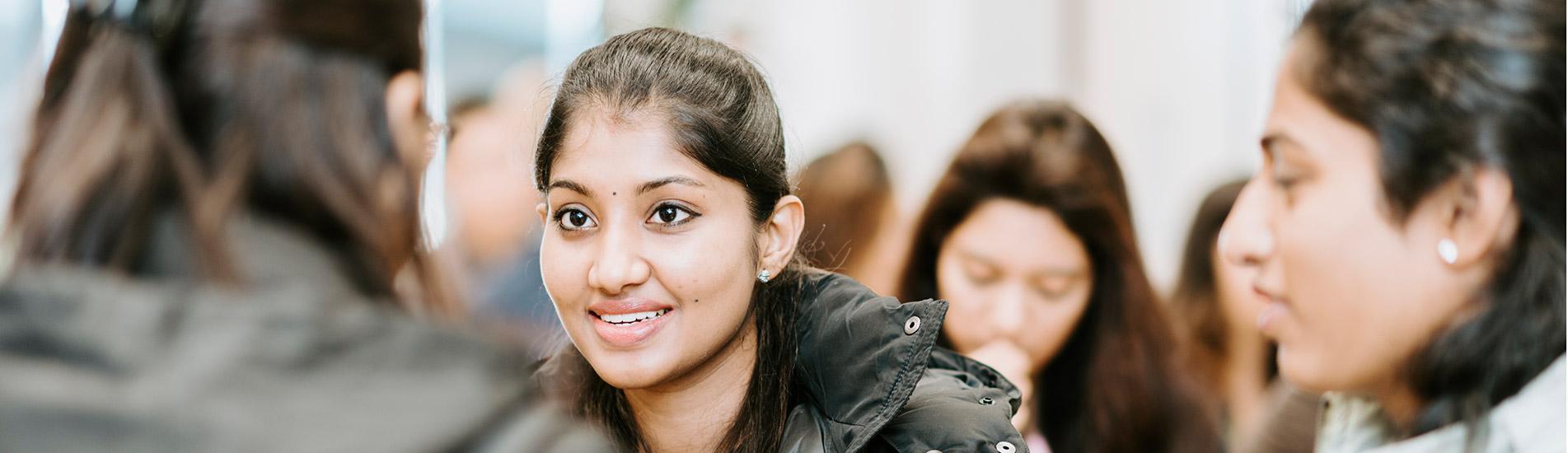 Student talk | Shruthi Manivannan