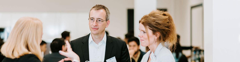 Meet your professors | <br> Prof. Dr. Michael Schneider