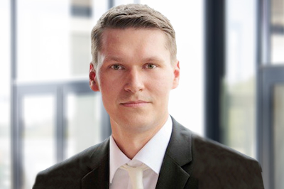 Portraitbild von Dr. Thomas Lontzek