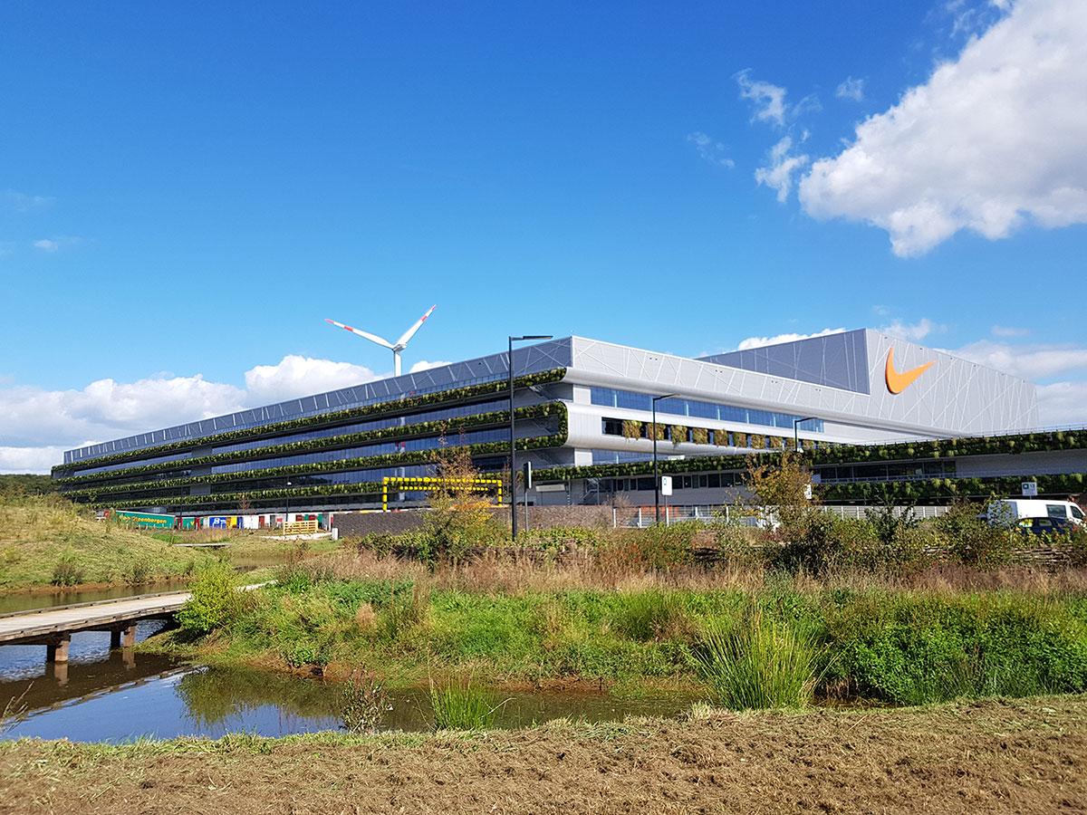 NIKE ELC in Laakdal, Belgium.