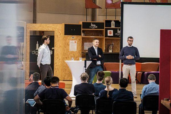 Speakers EIT Hackathon