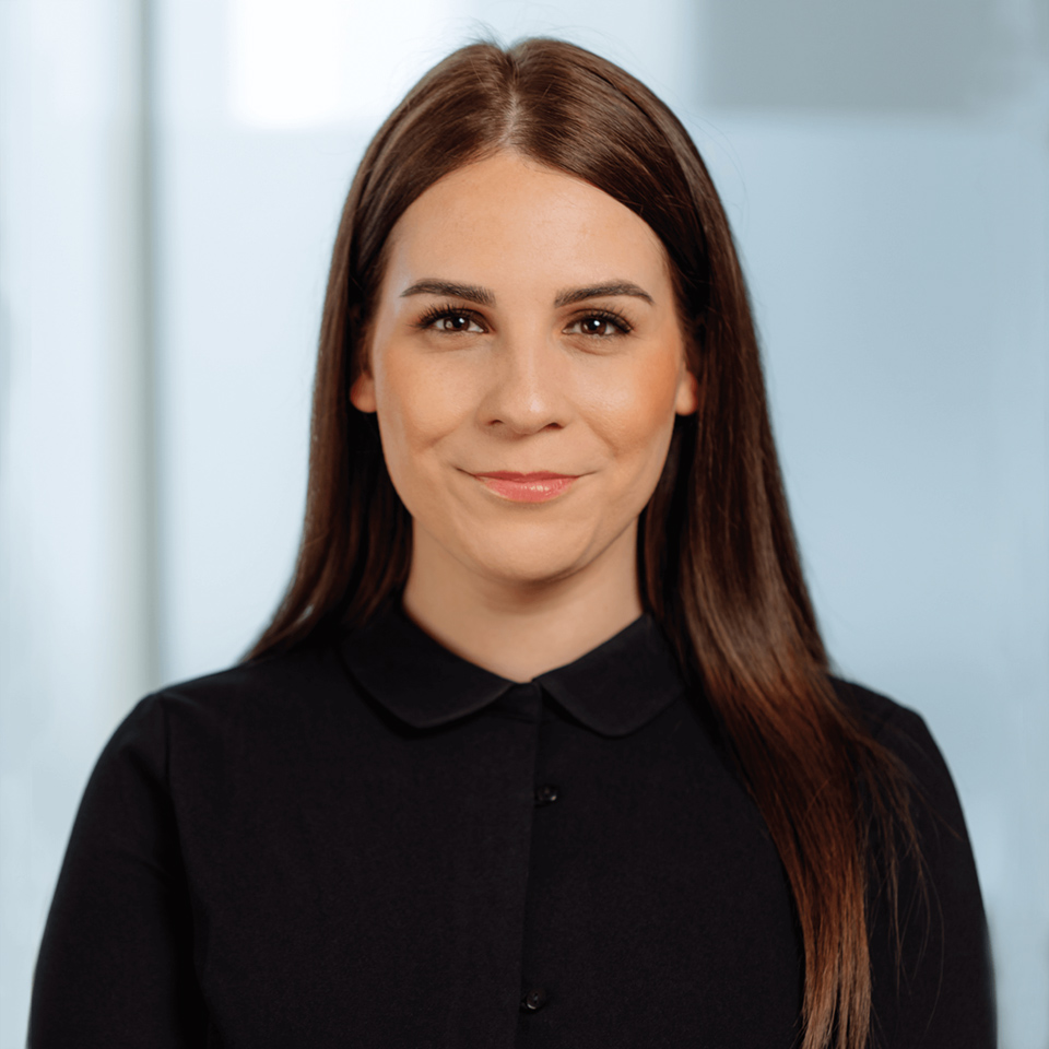 Aline Wesner | Chief Operating Officer